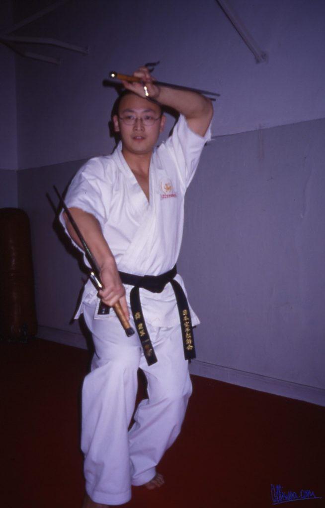 Sensei Jiang