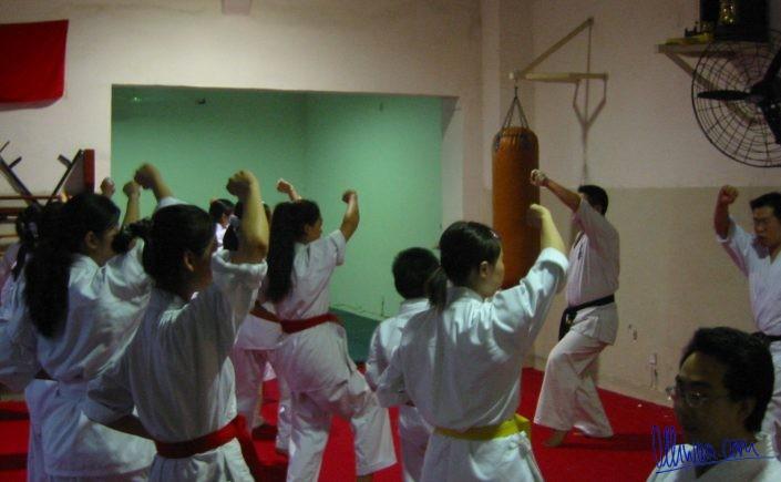 Karate Dojo Shanghai