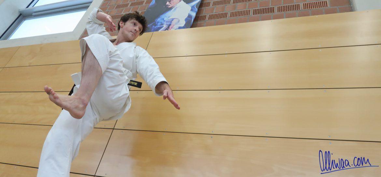 André Bertel - Der Karate Gigant
