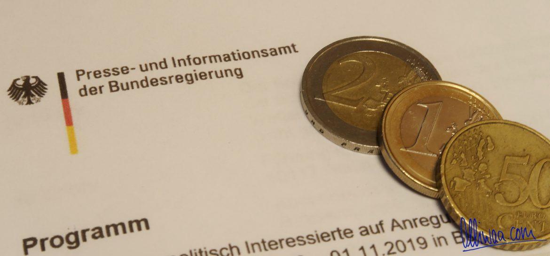 Drei Tage Berlin für 3,50€